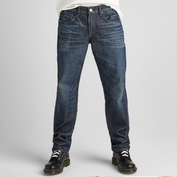 971888f643c Hudson Jeans Jeans | Hudson Mens Byron Straight Leg Size 34 | Poshmark